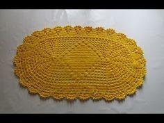 Crochet Uncinetto Centrino o Tappeto