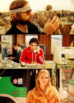 The Royal Tenenbaums (2001)  All memory of the brilliance of the young Tenenbaums had been erased by two decades of betrayal, failure and disaster.