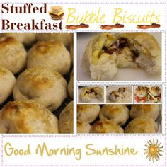 """""""The Stuffed Breakfast Bubble Biscuit"""" by the-beauty-nerds on Polyvore"""