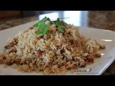 Rice Recipes, Great Recipes, Haitian Food Recipes, Island Food, Caribbean Recipes, Food Staples, World Recipes, Tasty Dishes, Beans