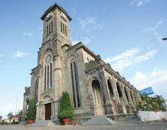 Kết quả hình ảnh cho hình ảnh nhà thờ núi nha trang