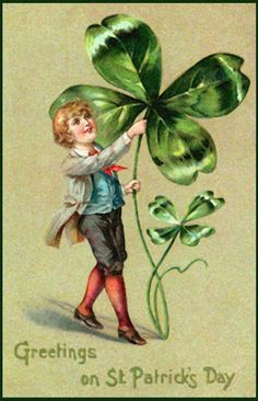 steam punk st paddy's cover pictures | Happy Retro Glam & Vintage St Patrick's Day Gallery!
