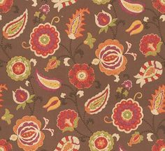 Rowe-would be so perfect for my kitchen curtains!