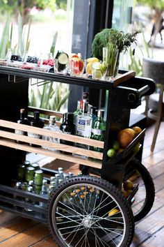 I've been teasing today's post for almost two weeks now and am so pumped to finally share my Mexico City Travel Diary with you guys. Bar Trolley, Bar Carts, Bar Station, Small Bars, Visit Mexico, Diy Bar, The Beautiful Country, Mexico City, Industrial Furniture