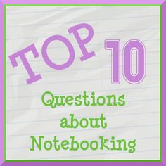 The Notebooking Fairy.  How-tos and printables.