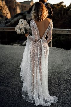 24 Top Wedding Dresses For Bride ❤ top wedding dresses sheath with spaghetti straps lace for beach tali photography ❤ Top Wedding Dresses, Wedding Dress Trends, Sexy Wedding Dresses, Bridal Dresses, Bridesmaid Dresses, Maxi Dresses, Elegant Dresses, Sheer Wedding Dress, Wedding Ideas