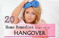 how to get rid of a hangover very fast