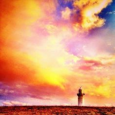 Macquarie Lighthouse in Vaucluse - the first and longest serving lighthouse in Australia