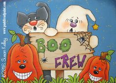 Boo Crew ePacket Christmas Elf, Christmas Ornaments, Paint Shop, Painting Patterns, Keep Warm, Fall Crafts, Cool Designs, Snoopy, Peace
