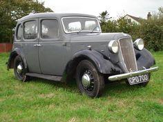 1937 Austin 10 Cambridge Saloon