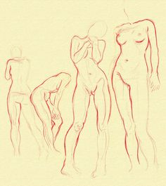 how to draw a body