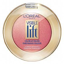 L'Oreal Paris Visible Lift Color Lift Blush  Such a smooth and awesome blush. So pretty too!