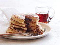 Nutella-Stuffed Pancakes Recipe | Food Network Kitchen | Food Network