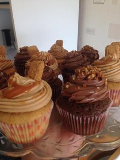 cupcakes Sissou
