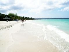 Negril Jamaica Beach Photograph