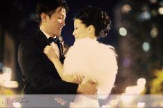 Copyright www.sarahdicicco.com   Philadelphia wedding portraits by the four seasons hotel.