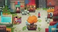 Creating the World of Hyper Light Drifter on PS4 and PS Vita – PlayStation.Blog
