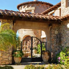 Mediterranean Spaces Design, Pictures, Remodel, Decor and Ideas - page 10