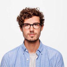 Keene Eyeglasses in Amaretto for Men | Warby Parker