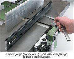 Veritas® Aluminum Straightedges - Hardware