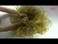 Como hacer un moño bailarina para navidad//How to make a Christmas ballerina bun - YouTube