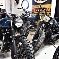 Wrenchmonkees' garage