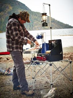 Family Adventurer Woods Big Cedar Tent Camping Fun