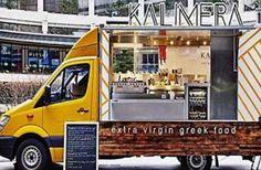 Ο Έλληνας με την καντίνα «Kalimera» που έχει ξετρελάνει τους Λονδρέζους