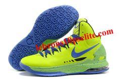 best service 049fc 6d289 Nike Zoom KD V Volt Blue Green Kevin Durant Shoes, Nike Kd Shoes,