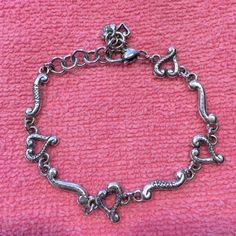 Brighton  Bracelet Authentic Brighton. Just polished no tarnish Brighton Jewelry Bracelets