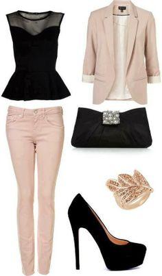 Cute club outfit