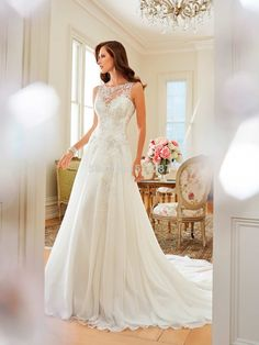 2015 Sexy Backless longas Sereia Trem Tribunal Vestidos Vestidos com laço apliques de Vestido de Noiva