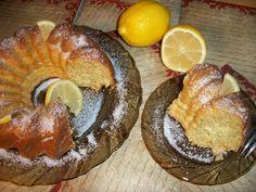 Dukan : Chec Cu Lamaie ( Lemon Bundt Cake )