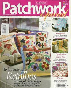 89 Coleção arte fácil PATCHWORK n. 12 - maria cristina Coelho - Álbuns da web do Picasa