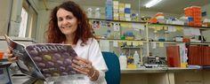 Nature publica una investigación liderada por la profesora Montserrat Elías  http://www.um.es/prinum/index.php?opc=reportajes&ver=55