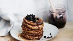 Kaura-chiapannarit Tasty, Yummy Food, Fodmap, Healthy Life, Pancakes, French Toast, Cheesecake, Muffin, Veggies