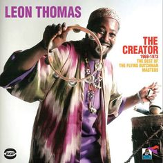 Leon Thomas - The Creator Has a Master Plan . It only took a few mins hearing this to recognise it belongs on this board as well as my Jazz Funky sounds board. Magical. Also check out Gallianos Acid Jazz version. R