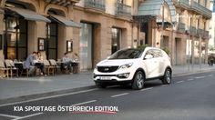 Kia Sportage Österreich Edition Die #Kia Österreich Editionsmodelle sind ab sofort auch im TV zu sehen. Als setzen wir den Kia Sportage in Szene - mit Technologie die Sinn macht! :)