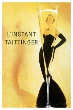 Taittinger Posters AllPosters.fi-sivustossa
