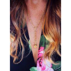 Paradise Pineapple Necklace  on Etsy, $17 Get this item @ our Etsy Shop: Etsy.com/shop/FreeToWanderDesigns & Instagram: FreeToWander #boho #beachjewelry #bohemianlife #gypsy #hippie #jewelry #accessories #bohemian #freetowander