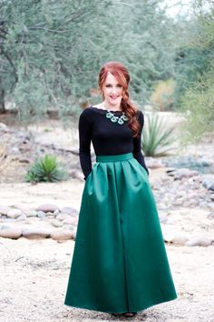 Delusions of Grandeur blog- how incredible is that skirt???? Her mom MADE it for her in one afternoon- um, yes please?