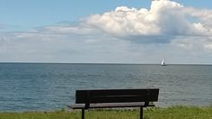 A Pondering Place / Rock Point Provincial Park / Wordless Wednesday Outdoor Furniture, Outdoor Decor, Places Ive Been, Wednesday, Canada, Rock, Beauty, Skirt, Locks