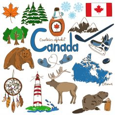 GET premium GIVEAWAYS with this page!!  150th CANADA. Learn about Canadian culture with this download!  Canada is celebrating 150th  birthday!! #Canada #geography #canada150  #printables #tdsb