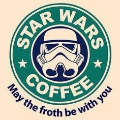 star wars coffee lol