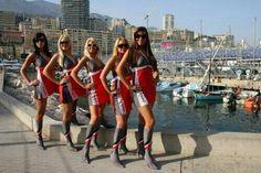 Monaco GP 2015 - Grid Girls - Formula 1