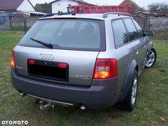 Audi A6 Allroad 180KM*Xenon*SkóraRECARO*KlimaTronic*Szyberdach*NawigacjaESP*ParkTronic - 17 Audi A6 Allroad