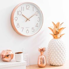 Home Accessories Room Gold Room Decor Rose Gold Decor Bedroom Rose Gold Room Decor, Rose Gold Rooms, Copper Bedroom Decor, Marble Room Decor, Rose Gold Interior, Copper Decor, My Room, Girl Room, Décoration Rose Gold