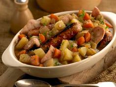 Dublin Coddle, a traditional Irish dish, dates back to the 1700's.