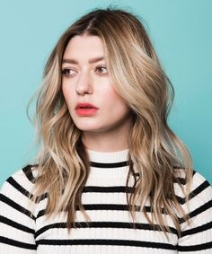 Riawna Capri 901 Wave Salon Hairstyle Advice | Score L.A.'s cult-status wavy look with this easy tutorial. #refinery29 http://www.refinery29.com/2016/03/105014/riawna-capri-waves-hairstyle-pictures