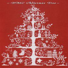 DMC chrismas tree